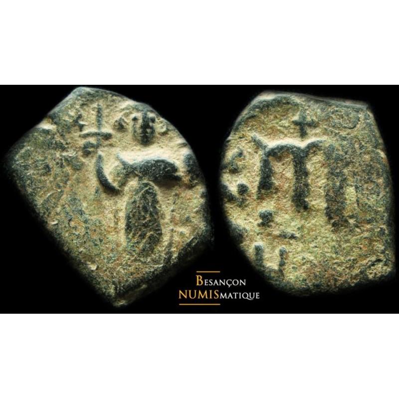 CONSTANS II - Æ 40 Nummi - BC 1000 - MIB 162b