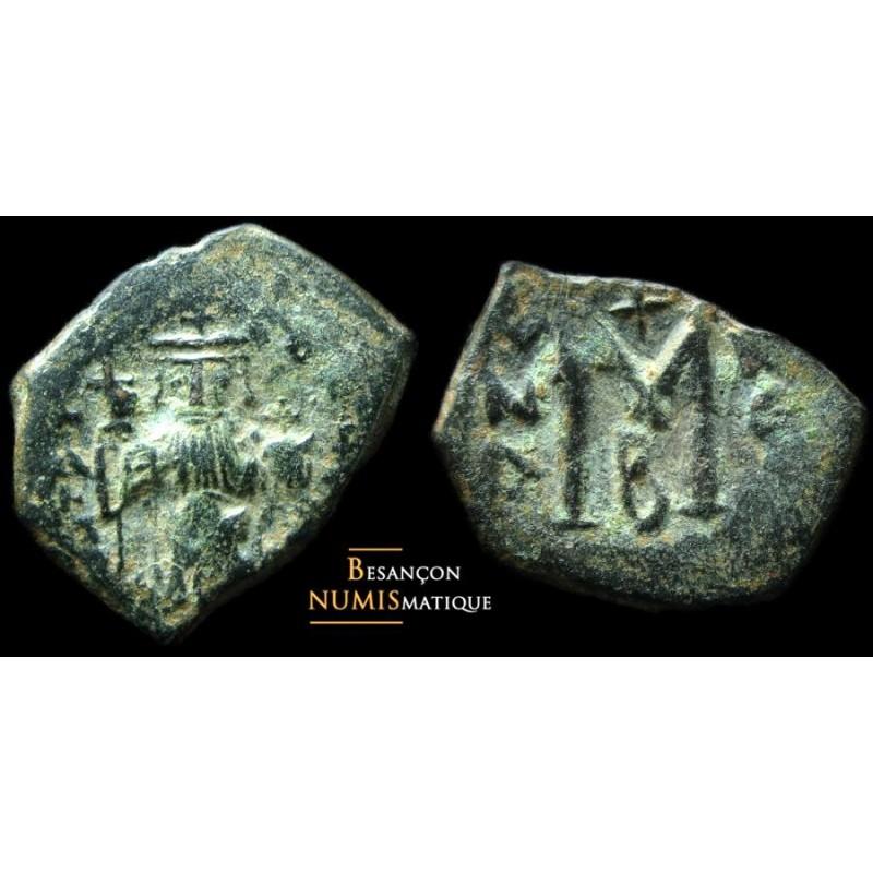 CONSTANS II - Æ follis - BC 1006 - QUALITE !