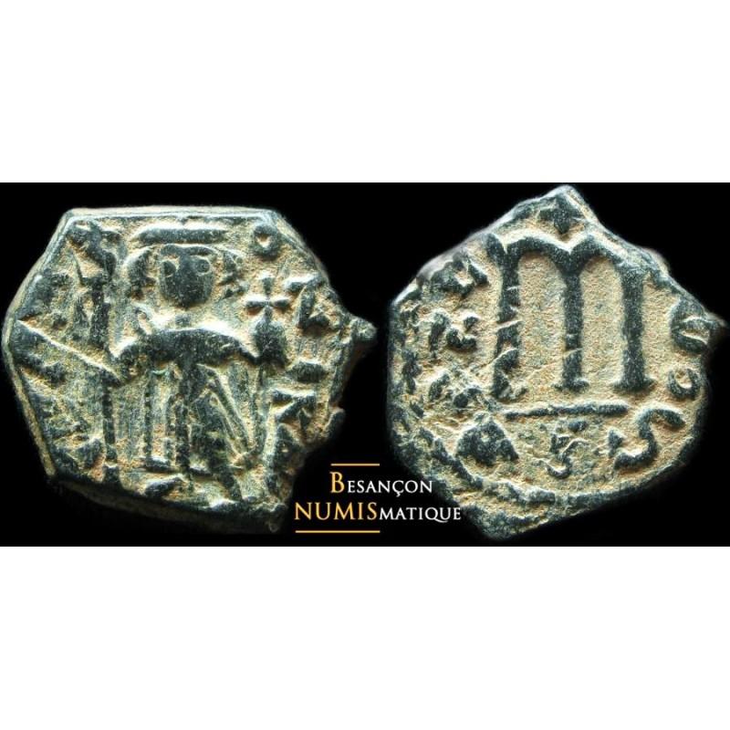 CONSTANS II - Æ 40 Nummi - BC 1000 - MIB 162- RARE DANS CETTE QUALITÉ !!
