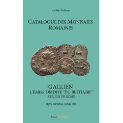 """Catalogue des monnaies romaines, Gallien, l'émission dite """"du bestiaire"""""""