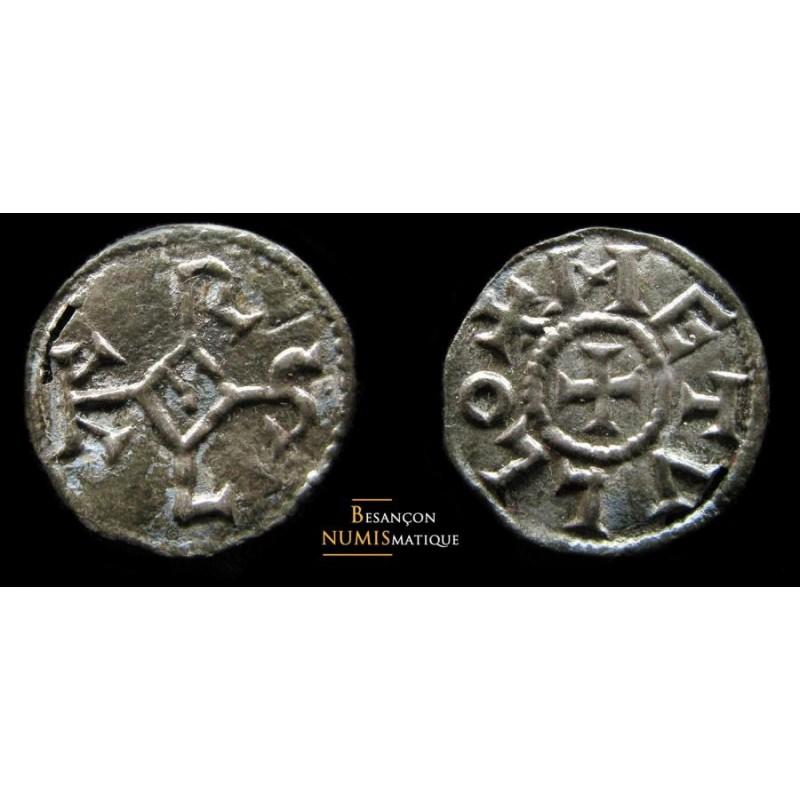 monnaie de Charles le Chauve, Obole pour MELLE
