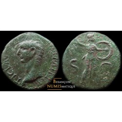 CLAUDIUS - MINERVA - AS -