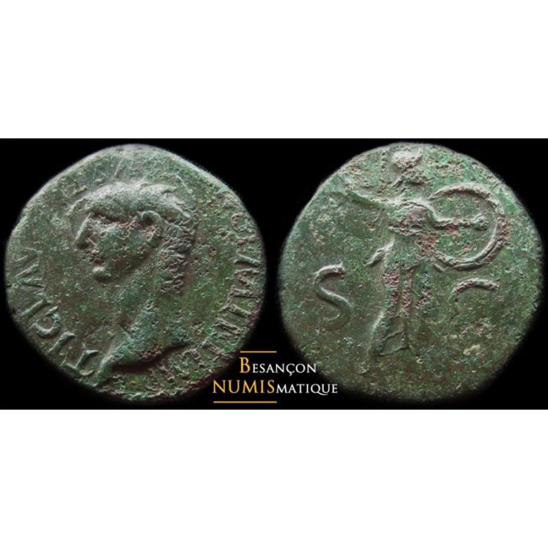 CLAUDIUS - MINERVA - AS -