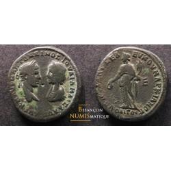 Elagabale et Julia Maesa,...