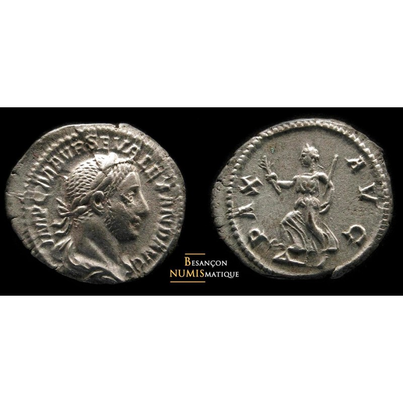 Sévère Alexandre - Rome - DENIER - PAX