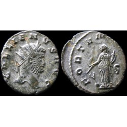 GALLIENUS - ROME - FORTUNA...