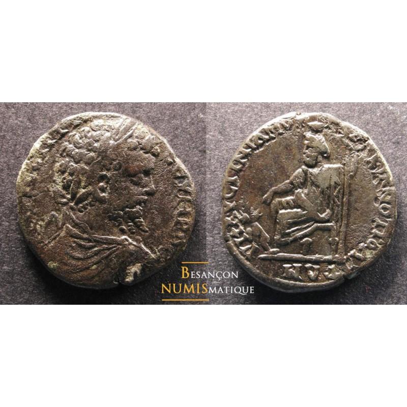 SEPTIME SEVERE - AE25 - Marcianopolis - magistrat Faustianus