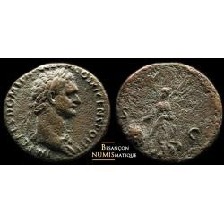 Domitien - Rome, 86. R/...