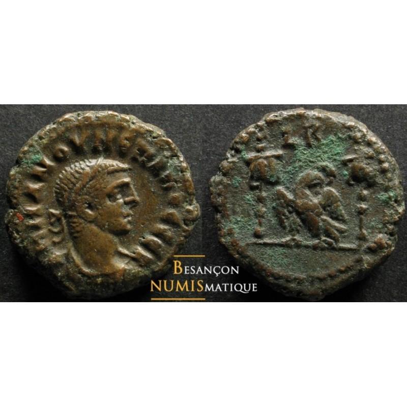 Numérien auguste - Alexandrie - an 2 - Geissen 3190