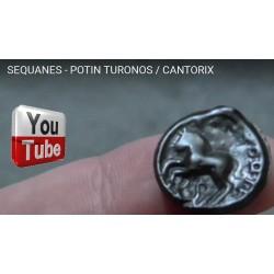 SEQUANES - POTIN TURONOS...