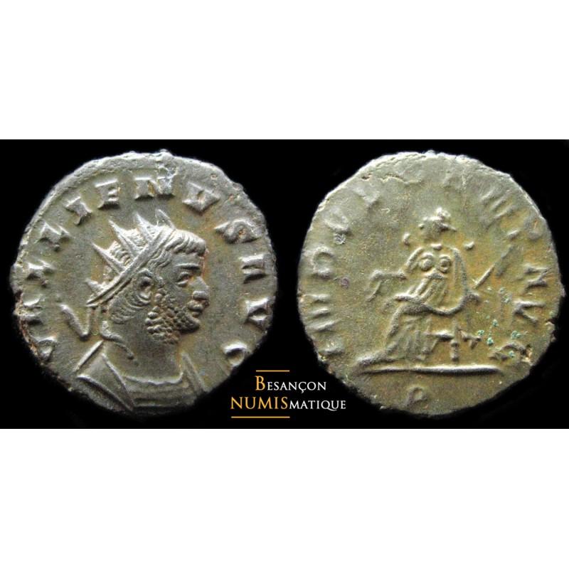 Monnaie romaine de Gallien