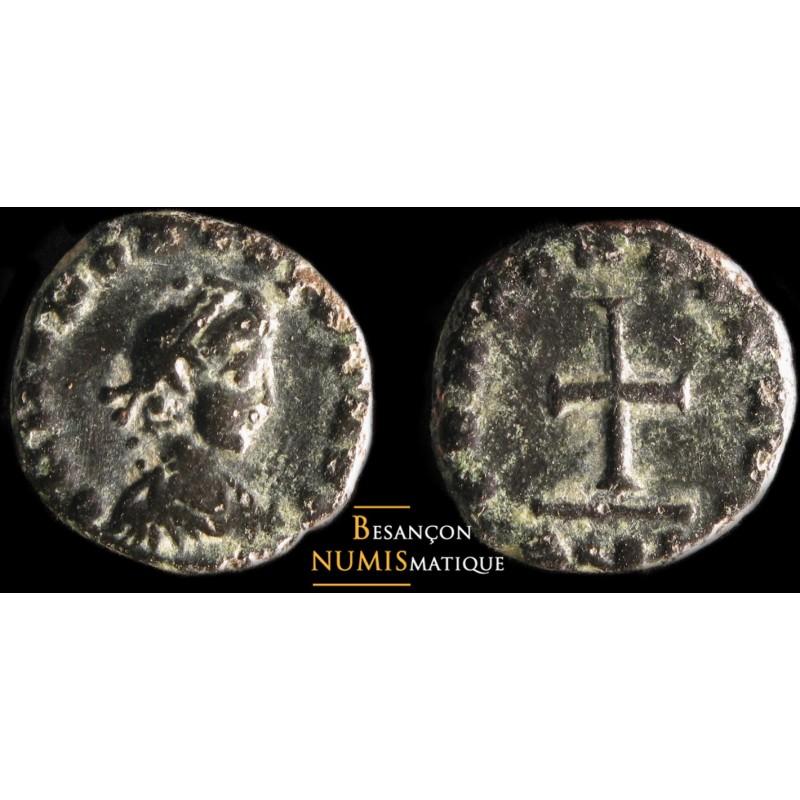 Théodose II -  Alexandrie - CONCORDIAAVG   -/-/ALEA