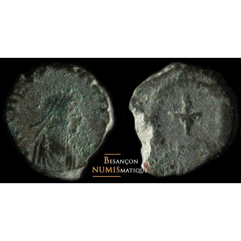 Théodose II - atelier indéterminé - ric 440-455