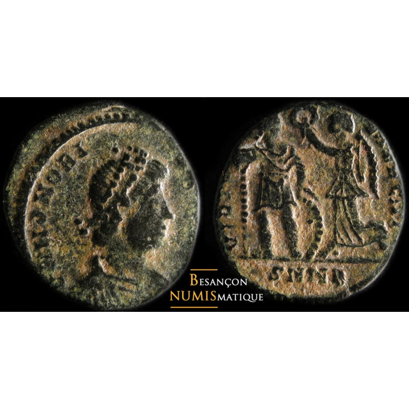 Honorius - Nicomédie - RIC 63