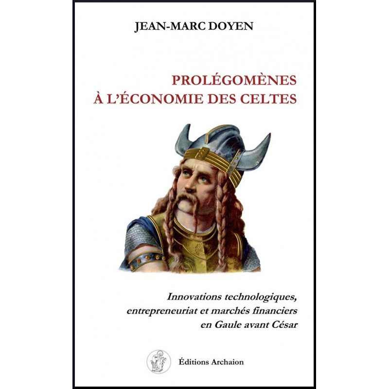 Couverture du livre prolègomènes à l'économie des celtes