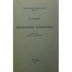 I. SUETENS, Bibliographie...