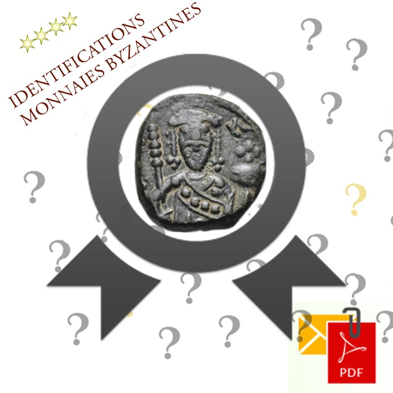 Identification monnaies byzantines – Bnumis...