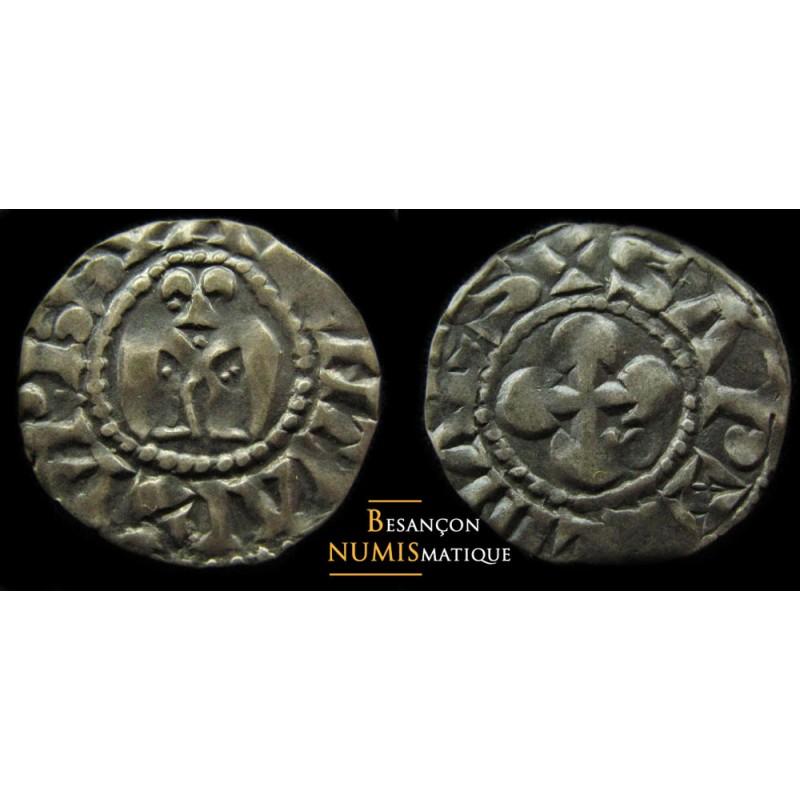 monnaie féodale du DAUPHINÉ,  ÉVÊCHÉ DE VALENCE