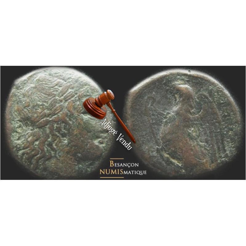 Enchère inversée - Bronze de syracuse - 8.75 g - 20mm