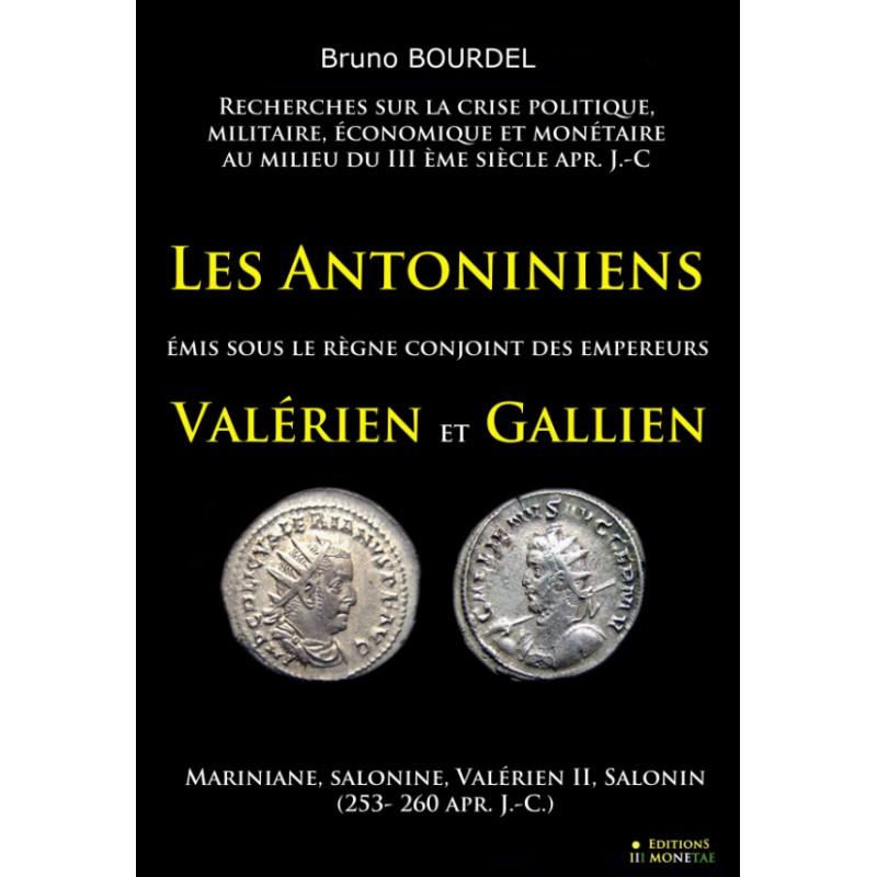 Les Antoniniens émis sous le règne conjoint des empereurs Valérien et Gallien