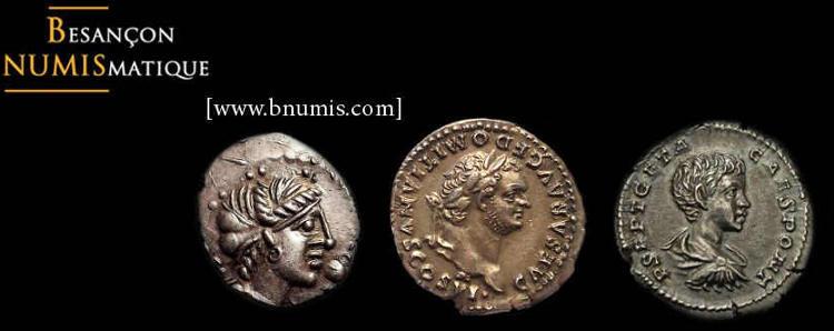 livraison boutique numismatique bnumis