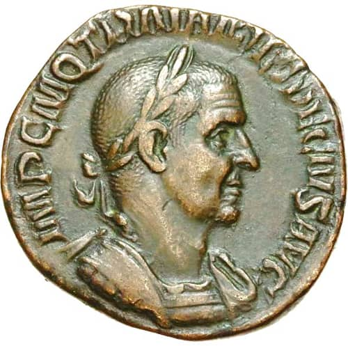 Seterce de Trajan Dece