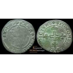 Charles IX double sol...