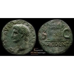 DIVUS AUGUSTUS - AS - ROME