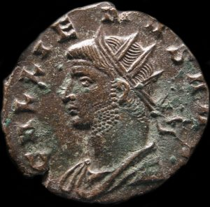 Antoninien de Gallien, buste G+