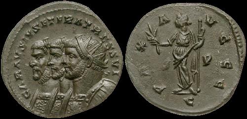 Monnaie de Carausius