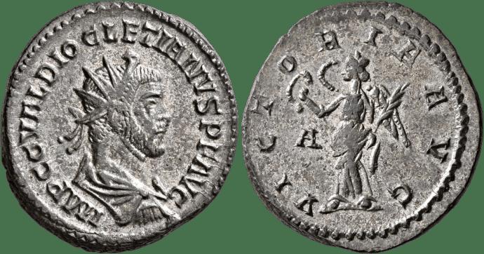 Antoninien VICTORIA AVG